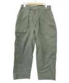 tuki(ツキ)の古着「COMBET PANTS」|ジャーマングレー