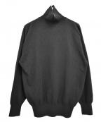 DISCOVERED(ディスカバード)の古着「90sタートルネックニット」|ブラック
