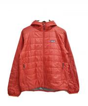 Patagonia(パタゴニア)の古着「ダウンジャケット」|レッド