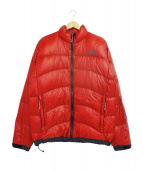 THE NORTH FACE(ザノースフェイス)の古着「ACONCAGUA DOWN JACKET」|レッド