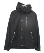 BEAMS HEART(ビームス ハート)の古着「マウンテンパーカー」|ブラック