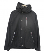 BEAMS HEART(ビームスハート)の古着「マウンテンパーカー」|ブラック