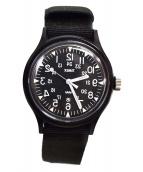 ENGINEERED GARMENTS×TIMEX×BEAMS BOY(エンジニアードガーメンツ×タイメックス×ビームスボーイ)の古着「腕時計」