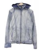 TORNADO MART(トルネードマート)の古着「デニムジャケット」|ブルー