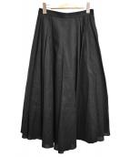 DRWCYS(ドロシーズ)の古着「ワイドスカンツ」|ブラック