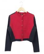BERARDI(ベラルディ)の古着「クルーネックカーディガン」|マルチカラー