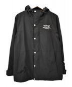 BUENA VISTA(ブエナ ビスタ)の古着「マウンテンパーカー」|ブラック