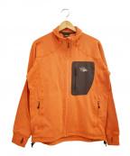 POLE WARDS(ポールワーズ)の古着「アウトドアジャケット」|オレンジ