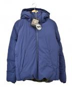 INHERIT(インヘリット)の古着「ダウンジャケット」|ブルー