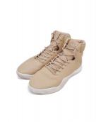 "adidas(アディダス)の古着「TUBULAR ISTNT BOOST ""Beige/Whi」 ベージュ"