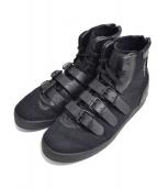 Yohji Yamamoto(ヨウジヤマモト)の古着「19S/S MIDDOBERUTO Black」 ブラック