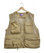 THE NORTHFACE PURPLELABEL(ザ・ノースフェイス パープルレーベル)の古着「Mesh Angler Vest」|ケルプタン