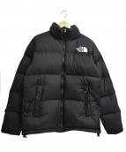 THE NORTH FACE(ザノースフェイス)の古着「Nuptse Jacket」|ブラック