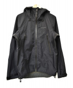 Patagonia(パタゴニア)の古着「Ms Super Cell Jacket」|ブラック