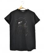 UNDERCOVER()の古着「ベアTシャツ」|ブラック
