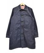 WACKO MARIA(ワコマリア)の古着「デニムコート」|インディゴ