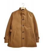 NICOLE CLUB FOR MEN(ニコルクラブフォーメン)の古着「コート」|キャメル