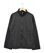 Patagonia(パタゴニア)の古着「ステッチジャケット」|ブラック