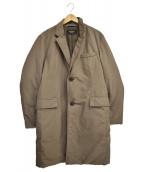 EPOCA UOMO(エポカウォモ)の古着「ダウンコート」|カーキ