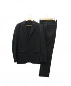 KNOTT()の古着「ドライトロセットアップスーツ」|ブラック