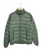Columbia(コロンビア)の古着「マウンテンスカイラインジャケット」|グリーン