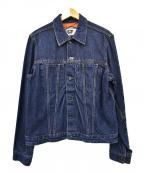 Engineered Garments(エンジニアドガーメンツ)の古着「デニムジャケット」|インディゴ