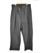 NEAT(ニート)の古着「19AW FLIGHT PANTS」|グレー