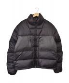 NIKE ACG(ナイキエーシージ)の古着「ダウンフィルジャケット」|ブラック