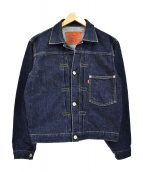 LEVI'S(リーバイス)の古着「506 1stモデル復刻デニムジャケット」|インディゴ