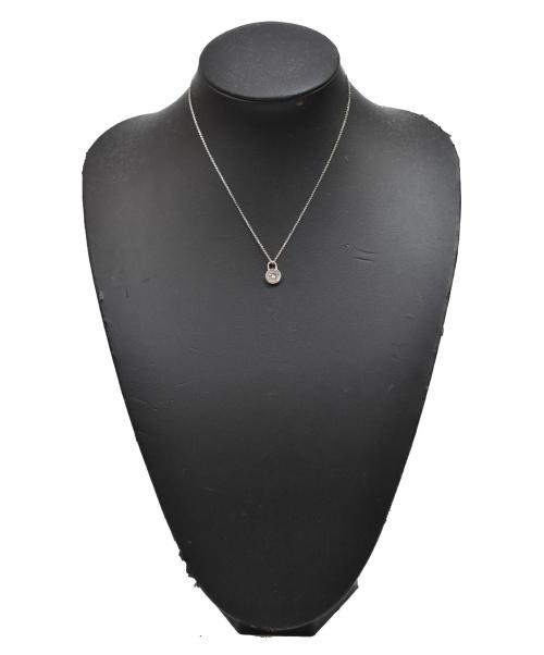 Tiffany & Co.(ティファニー)Tiffany & Co. (ティファニー) パドロックモチーフネックレス シルバー サイズ:下記参照の古着・服飾アイテム