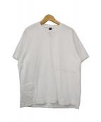 SHINYA KOZUKA(シンヤコズカ)の古着「タクティカルティー」|ホワイト