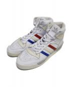adidas originals(アディダスオリジナルス)の古着「RIVALRY (RUNNING WHITE」 トリコロールカラー