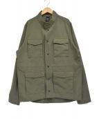 OAKLEY(オークリー)の古着「フィールドジャケット」 オリーブ