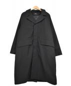 HARE(ハレ)の古着「ライナー付コート」|ブラック