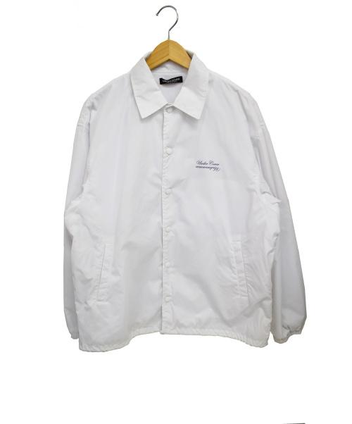 UNDER COVER(アンダーカバー)UNDER COVER (アンダーカバー) コーチジャケット ホワイト サイズ:2 MUU9201-01の古着・服飾アイテム