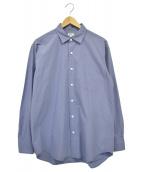 SCYE(サイ)の古着「タンボマチャイコットンビッグシャツ」|ブルー