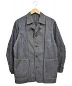 The FRANKLIN TAILORED(フランクリンテーラード)の古着「カバーオール」|インディゴ