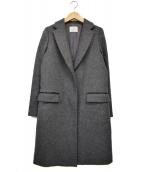 IENA(イエナ)の古着「ハミルトンウールベーシックチェスターコート」|グレー