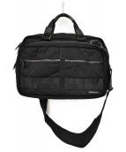 BRIEFING(ブリーフィング)の古着「エキスパンダブル2WAYビジネスバッグ」|ブラック