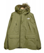 THE NORTH FACE(ザノースフェイス)の古着「Grace Triclimate Jacket」 オリーブ