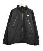 THE NORTH FACE(ザノースフェイス)の古着「GTX Insulation Jacket」|ブラック