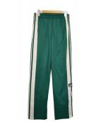 adidas originals(アディダスオリジナルス)の古着「Adibreak Track Pants」|グリーン×ホワイト