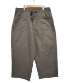 ORDINARY FITS(オーディナリーフィッツ)の古着「パンツ」|ベージュ