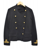 PINKO(ピンコ)の古着「ナポレオンジャケット」|ブラック