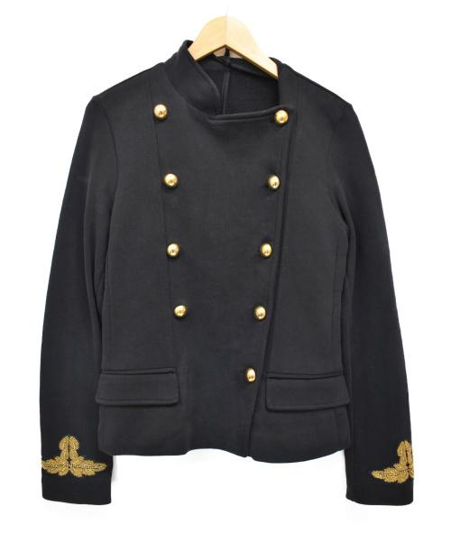 PINKO(ピンコ)PINKO (ピンコ) ナポレオンジャケット ブラック サイズ:40 未使用品の古着・服飾アイテム