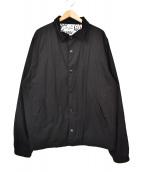 Fucking Awesome(ファッキンオーサム)の古着「Coaches Jacket」|ブラック