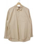 URBAN RESEARCH(アーバンリサーチ)の古着「トーマスメイソンオーバーシャツ」 ベージュ