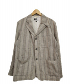 Engineered Garments(エンジニアードガーメンツ)の古着「4ポケットテーラードジャケット」|ベージュ