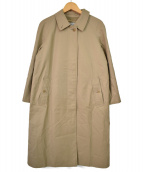 Burberrys(バーバリーズ)の古着「ヴィンテージバルマカーンコート」|ベージュ