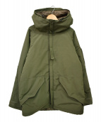 UNITED CARR BY BUZZ RICKSON'S(ユナイテッドカーバイバズリクソンズ)の古着「Nylon Parker Jacket」|グリーン